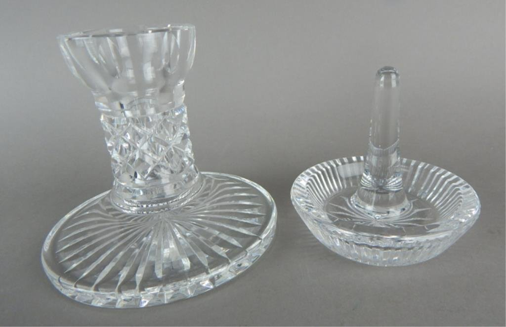 Waterford Crystal Vanity Grouping - 5