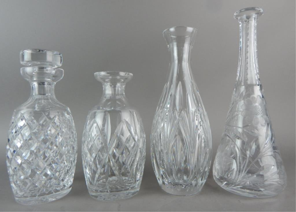 Waterford Crystal Carafe and Decanter Group