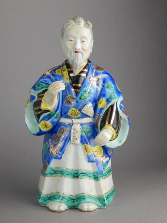 Old Chinese Porcelain Figure