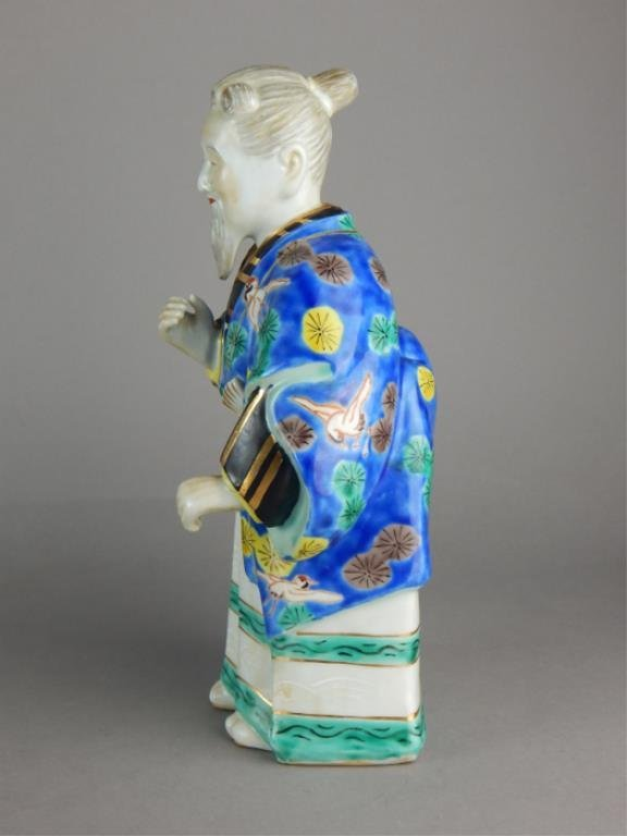 Old Chinese Porcelain Figure - 3