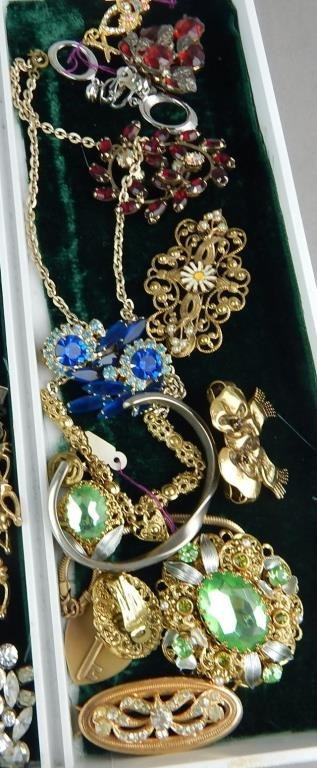 Vintage Jewelry Collection - 3