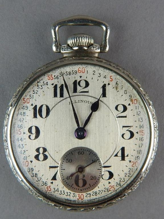 Six Old Pocket Watches - 3