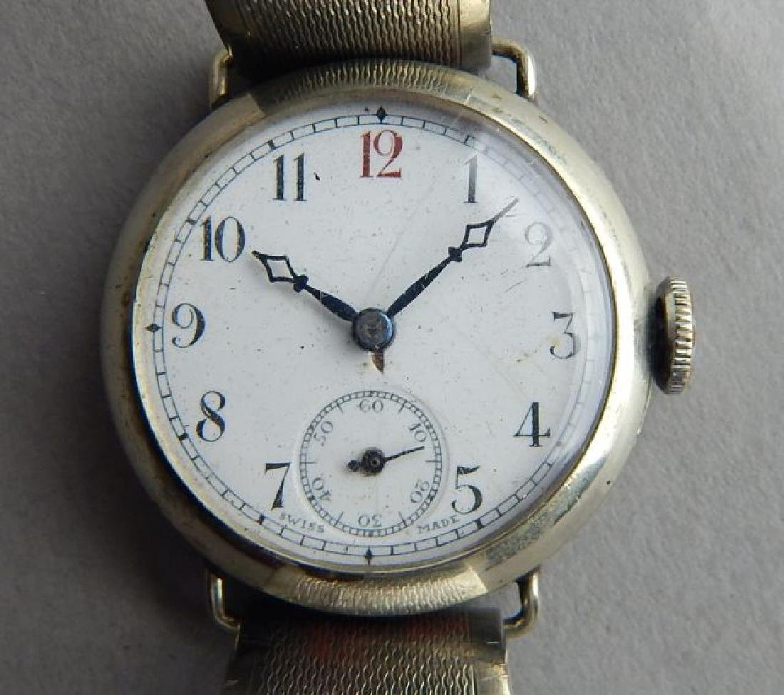 World War I Trench Watch - 2
