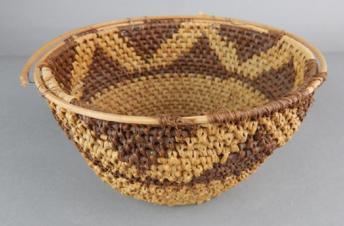 American Indian and Other Baskets - 4