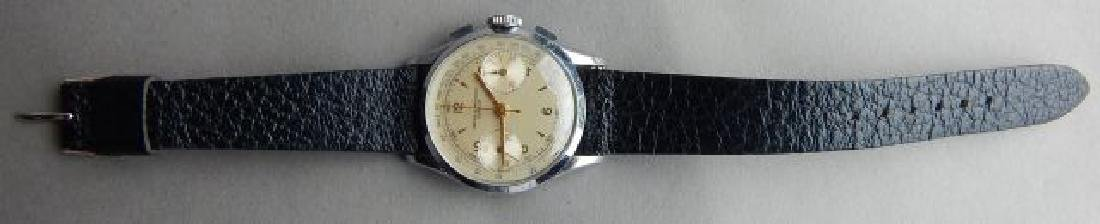 1940's Baume and Mercier Chronograph Watch - 2