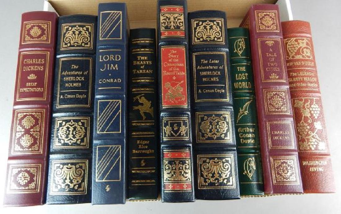 Forty-Two Easton Press Books - 2