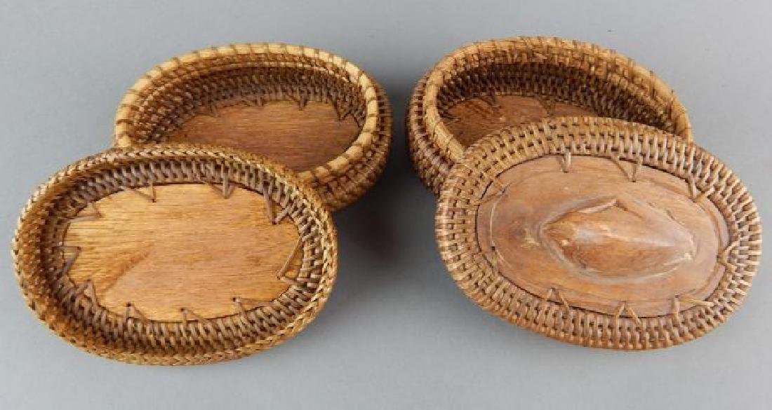 Native American Baskets - 3