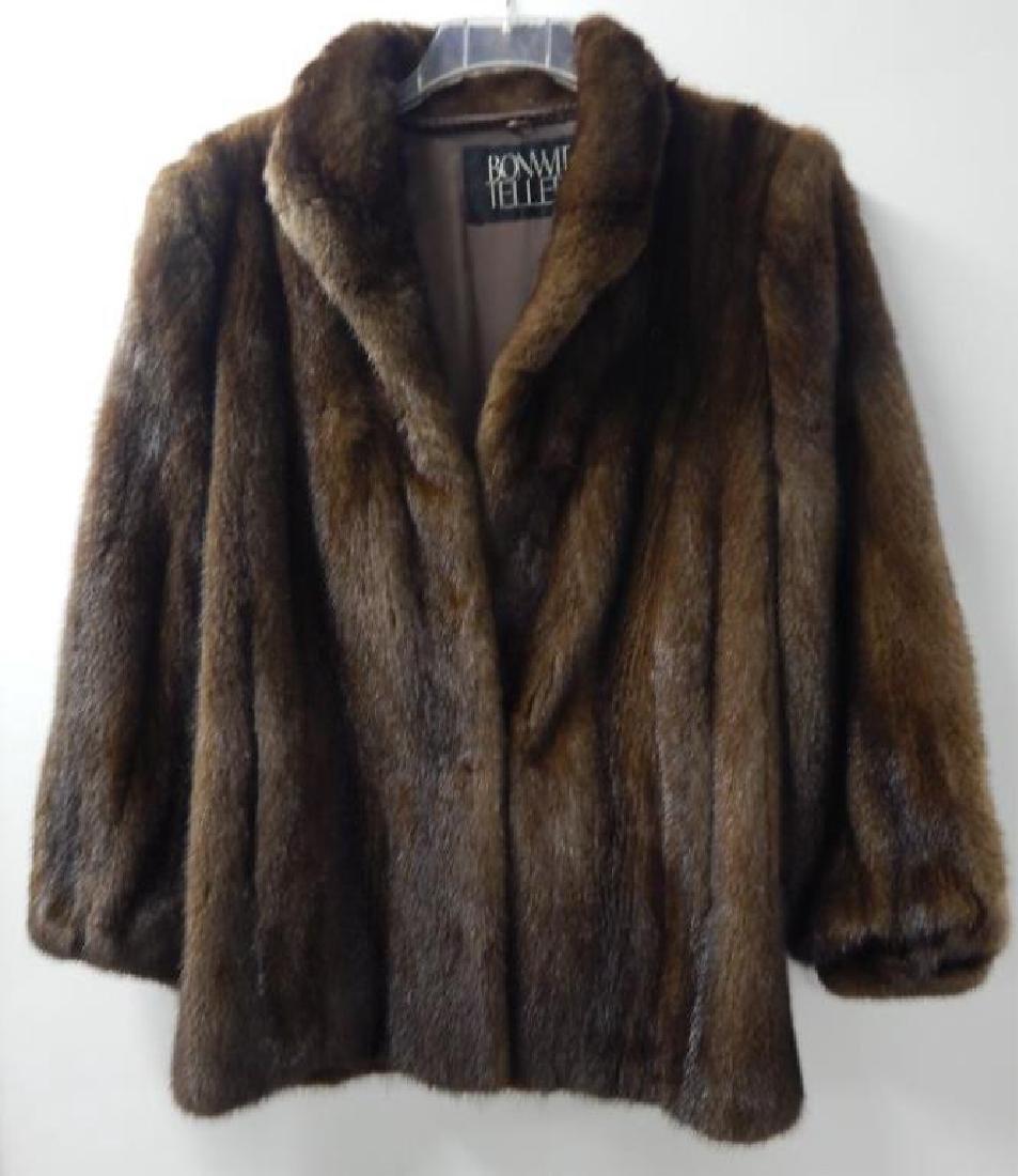 Bonwit Teller Mink Jacket