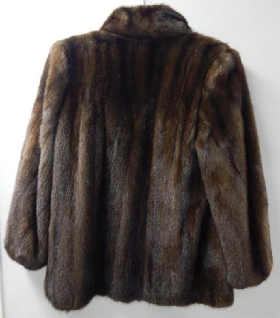 Bonwit Teller Mink Jacket - 4