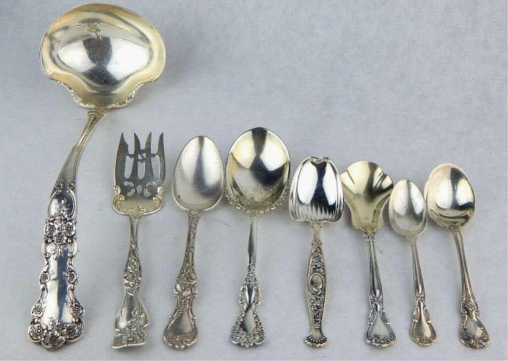 Sterling Silver Serving Utensils
