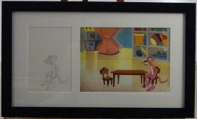 """(287) United Artists """" Pink Panther"""""""