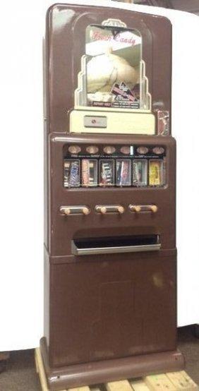 Upright Theatre Candy Machine