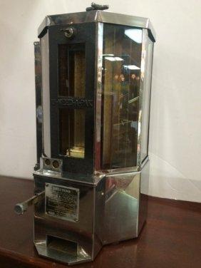 Rare 15 cent Cigarette Vending Machine