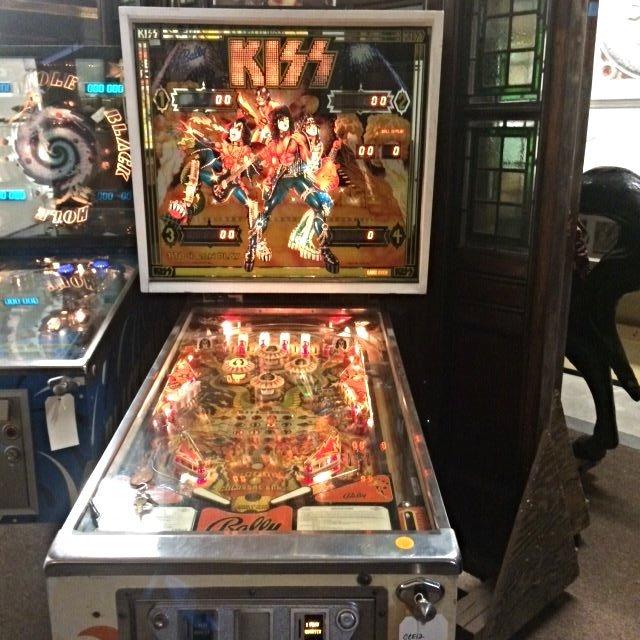 "Bally ""KISS"" Pinball Machine"