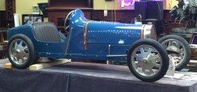 """1930 """"Baby"""" Bugatti Type 52 Electric Car"""