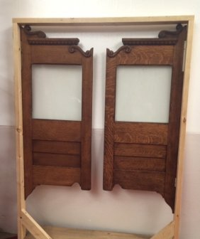 Pair of Saloon Doors