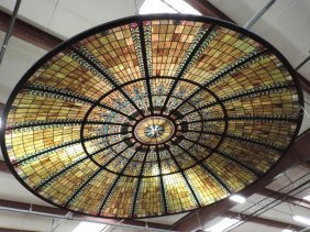 American Stained Glass Dome