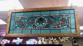 Tiffany Transom Window