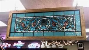 Tiffany Transom Window