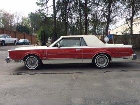1982 Lincoln Continental Mark VI Coupe