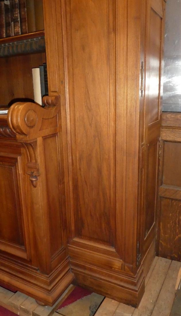 French bookcase from a notary's office from Paris - 2