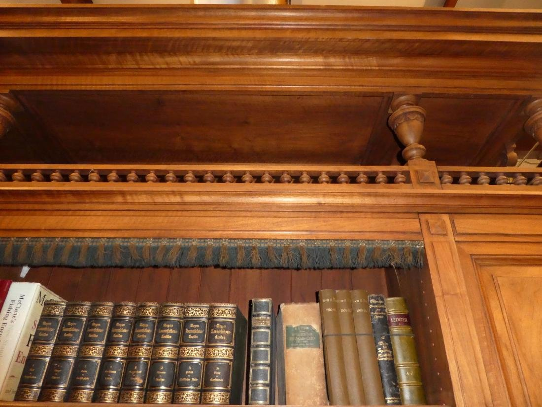 French bookcase from a notary's office from Paris - 3