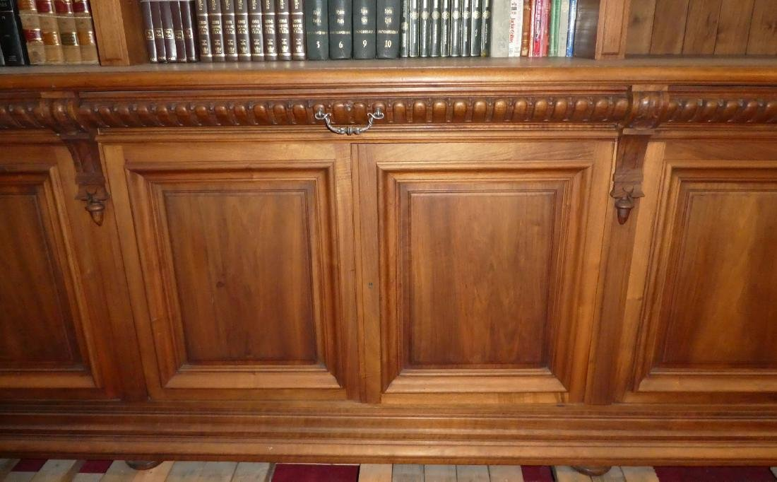 French bookcase from a notary's office from Paris - 4