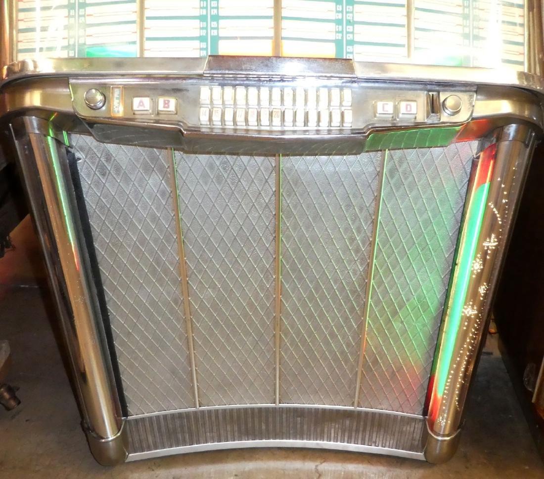 1953 Wurlitzer jukebox model 2104 - 5