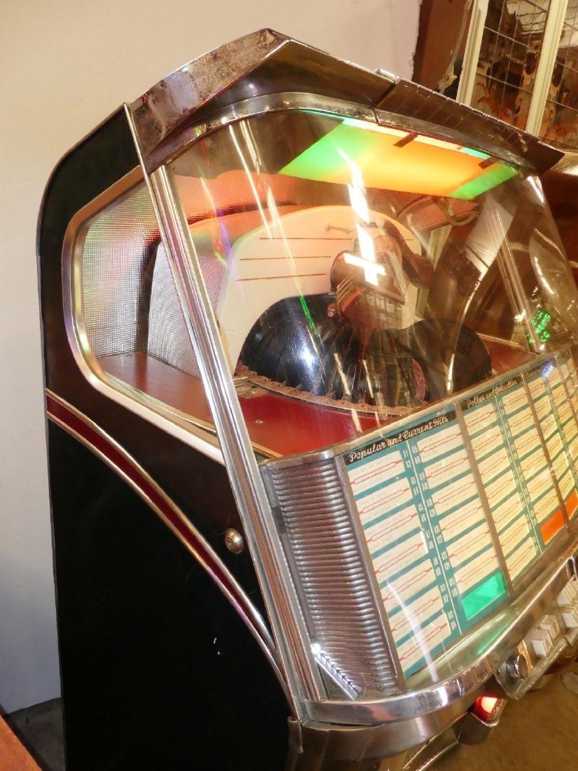 1953 Wurlitzer jukebox model 2104 - 6