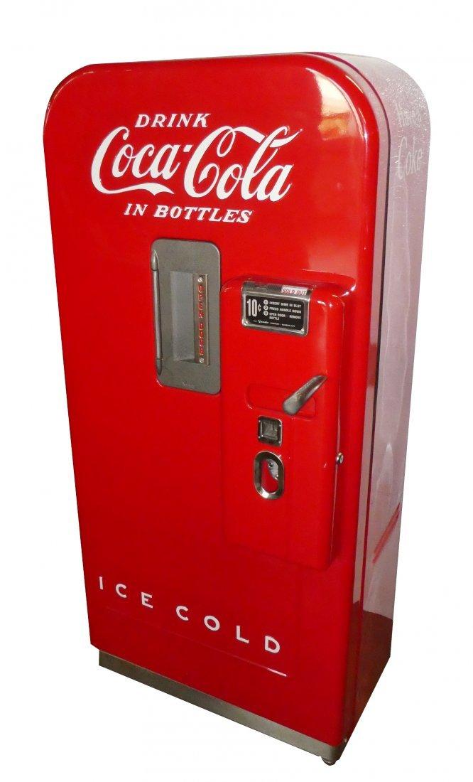 Coca-Cola Vendo 39 vending machine