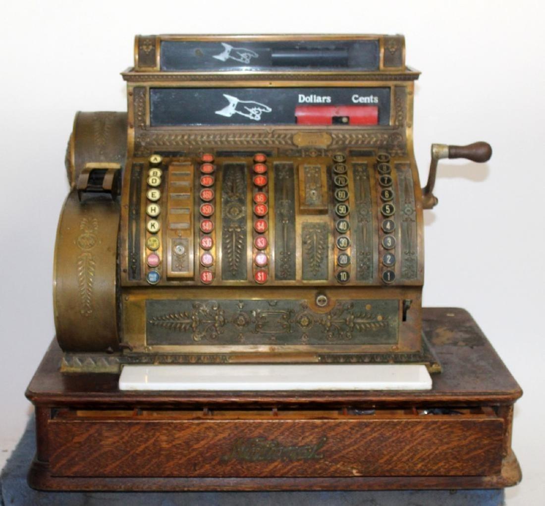 National cash register model 452