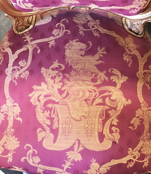 Louis XV Gilt Six Piece Parlor Set - 6