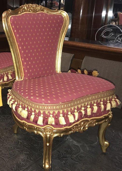 Louis XV Vanity Chair