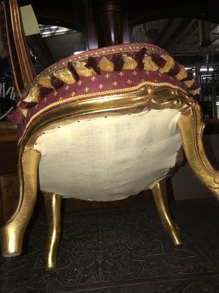 Louis XV Vanity Chair - 3