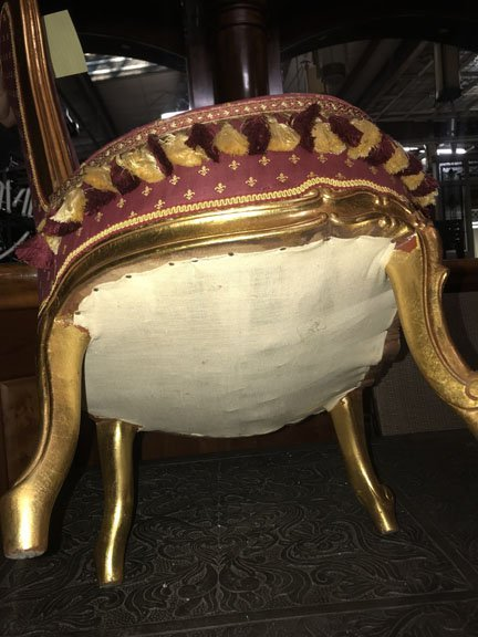 Pair of Louis XV Style Chairs - 3