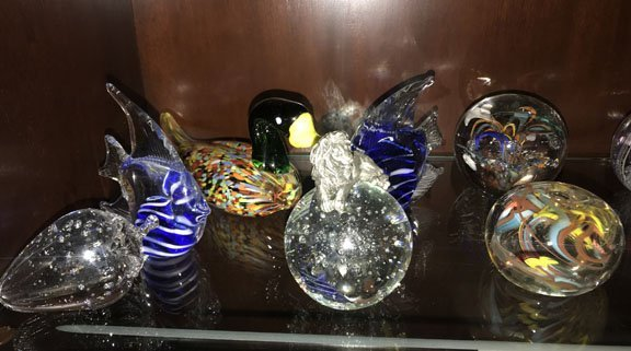 Lot of Paperweights - 2