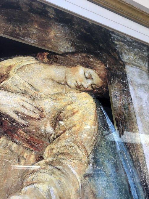 Framed Print of Greek Maidens - 4