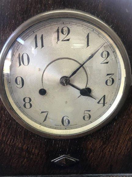 English Grandmother Clock - 2