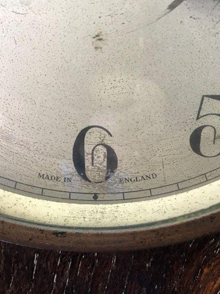 English Grandmother Clock - 3