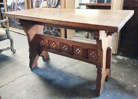 Arts and Crafts Style Table