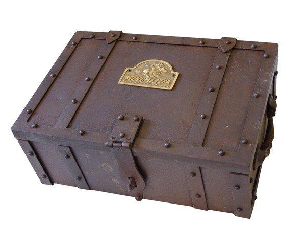8: Wrought iron Ammunition Box