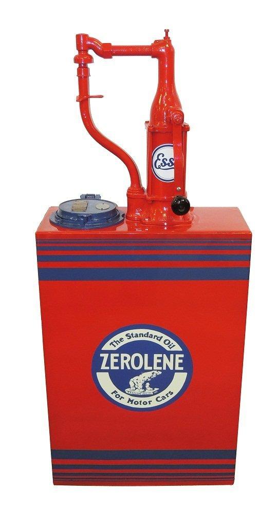 5: Restored Esso Motor Oil Pump