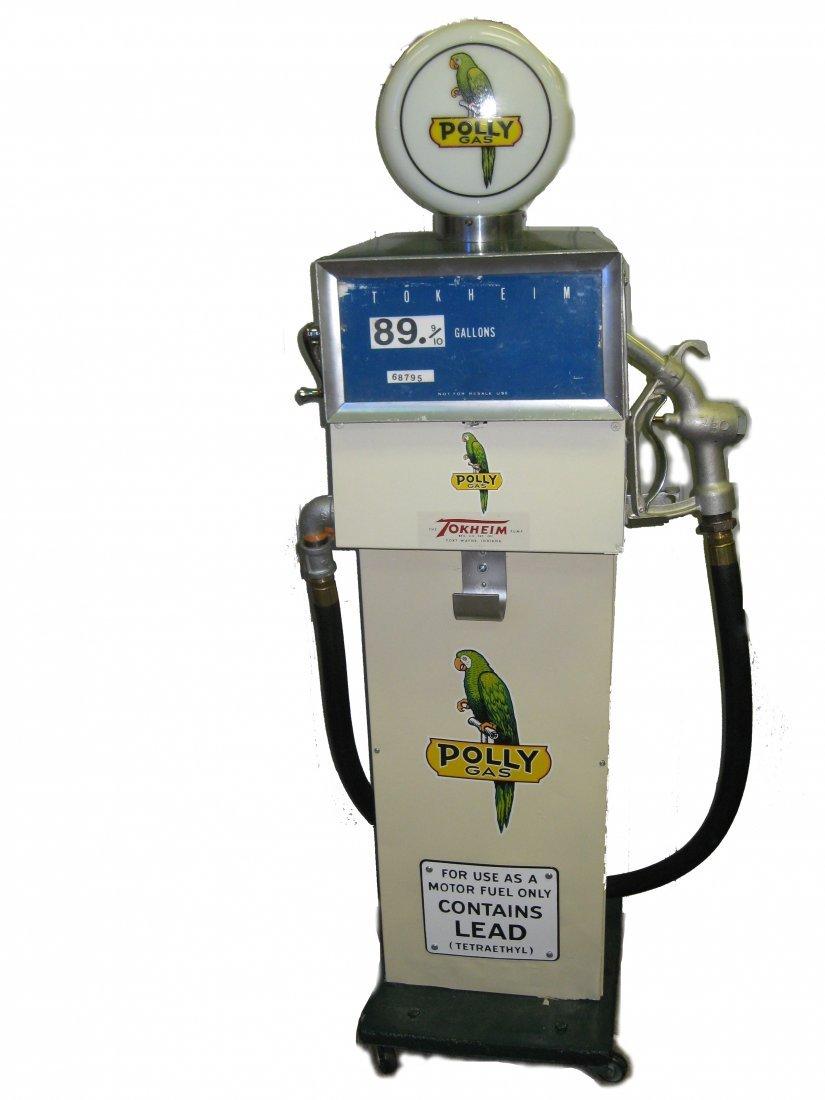 23: Tokheim Polly Gas Pump