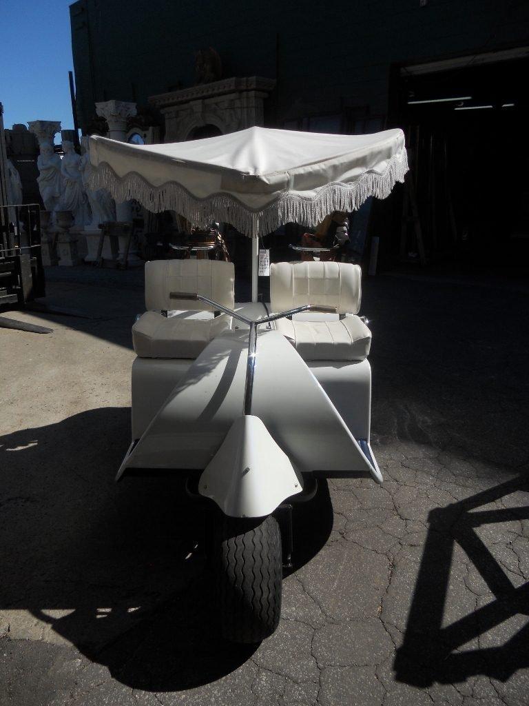 215: Restored 1957 Jato Electric Golf Cart - 3