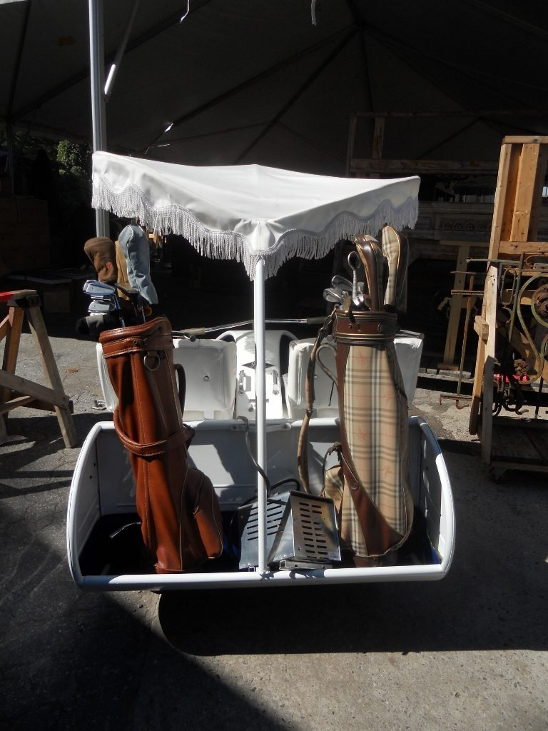 215: Restored 1957 Jato Electric Golf Cart - 4