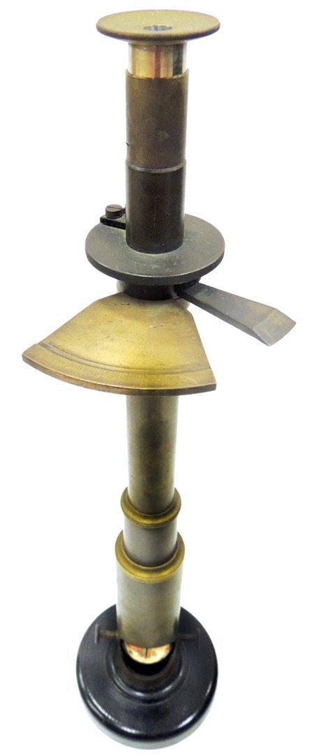5: Brass field microscope