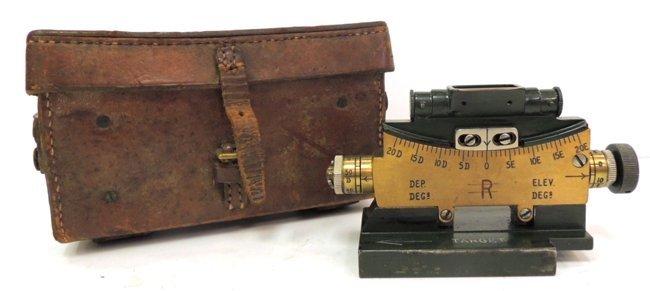 33: A. Kershaw & Son Ltd. Clinometer Sight (Mark 3)