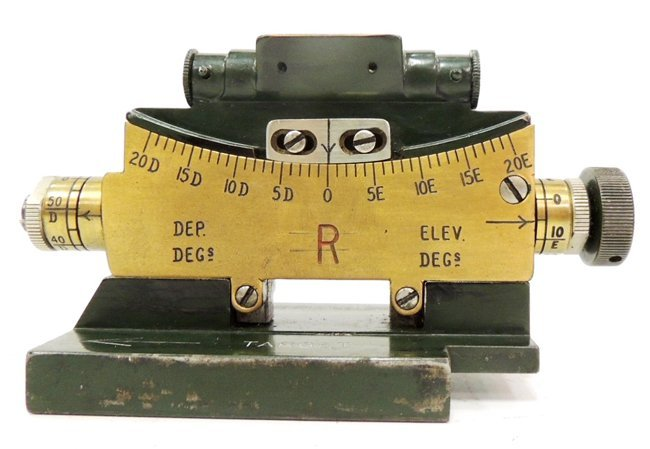 33: A. Kershaw & Son Ltd. Clinometer Sight (Mark 3) - 3