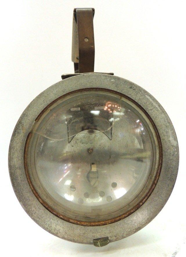 211: Oxweld railroad model A union carbide lamp - 3