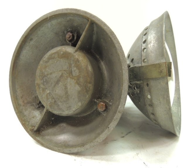 211: Oxweld railroad model A union carbide lamp - 5